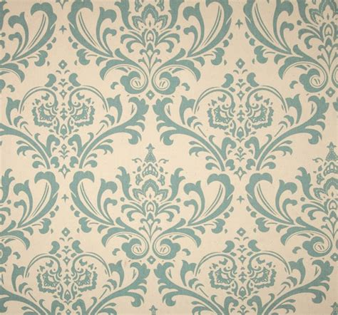 light blue valance damask curtain tradition blue