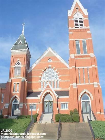 Baptist Church Churches Macon Georgia Christ Ga