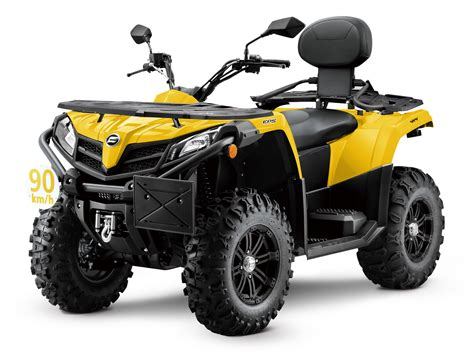 Cfmoto Cforce 450 Sunshine Edition  Cfmoto Dach