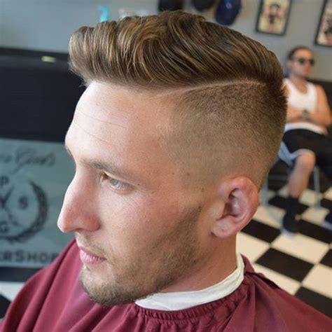 undercut fade haircuts hairstyles  men