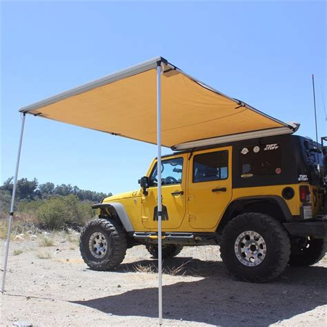Folding Cer Awning - car roof tent canopy truck outdoor collapsible waterproof