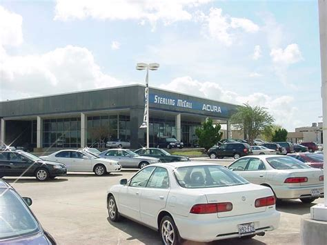 Sterling Mccall Fiat by Sterling Mccall Acura Auto Connection Plus