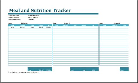 food calorie spreadsheet image gallery nutrition tracker sheet