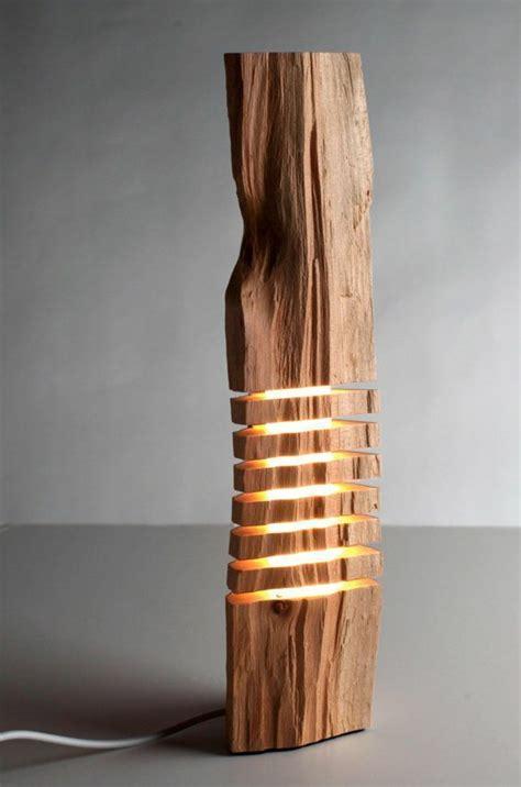 Extravagante Designs von Stehlampe aus Holz   Archzine.net
