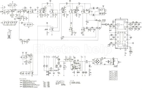 Philip Car Radio Wiring by Philips Stereo 22ar580 00 Radio Recorder Schematic