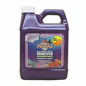 ROMAN Piranha 32 oz. Liquid Concentrate Wallpaper Remover ...