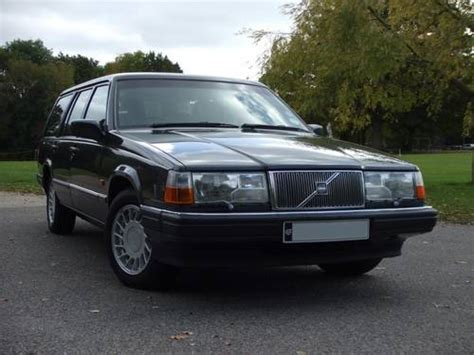 auto air conditioning service 1993 volvo 960 on board diagnostic system volvo 960 2 9 24v auto estate sold 1993 on car and classic uk c118706