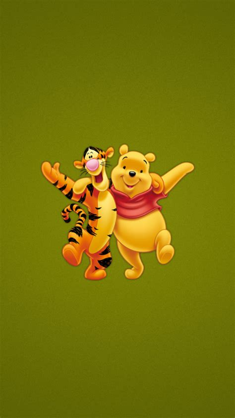 winnie  pooh iphone wallpapers   fun