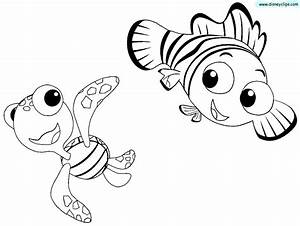 Nemo | Free Coloring Pages on Art Coloring Pages