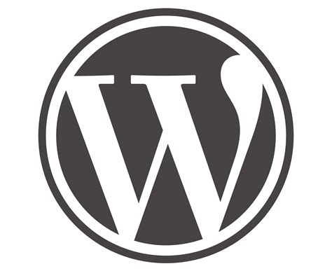 Logo Wordpress, Histoire, Image De Symbole Et Emblème