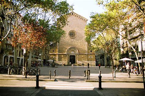 barrio de gracia barcelona visita espana guia de