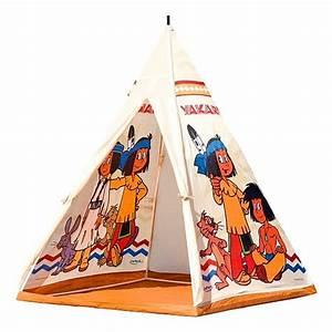 Zelt Der Indianer : john 786 07 kinderzelt yakari tipi wigwam indianer zelt f r kinder ebay ~ Watch28wear.com Haus und Dekorationen