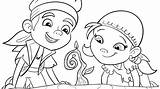 Coloring Disney Pages Jake Sprout Jr Junior Pirate Pirates Dog Printable Colouring Neverland Channel Princess Land Never Having Fun Crafts sketch template
