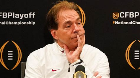 Alabama's Nick Saban tests positive for Covid-19 - WDEF