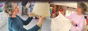 Fabriquer Un Abat Jour En Tissu : tissus tendus les abat jour sur mesure de l 39 atelier du ~ Zukunftsfamilie.com Idées de Décoration