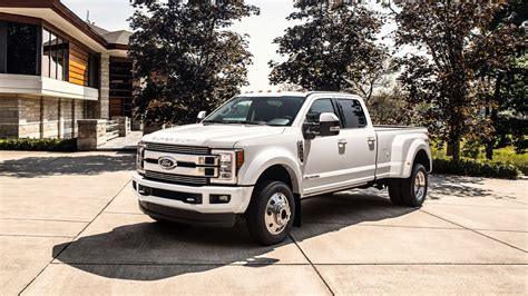 2019 Ford F350 Super Duty Review & Ratings Edmunds