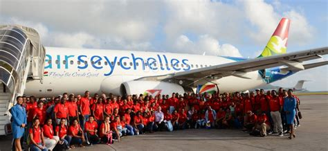 team seychelles flies  national airline  reunion