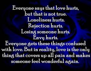 Hurt Love Quotes   Quotes about Love