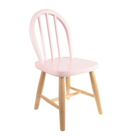 chaises enfants chaise enfant filou poudré in april pour