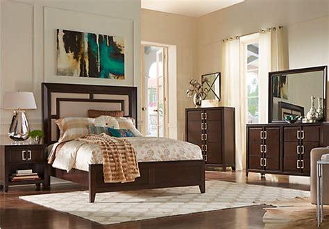 santa clarita contemporary bedroom furniture collection