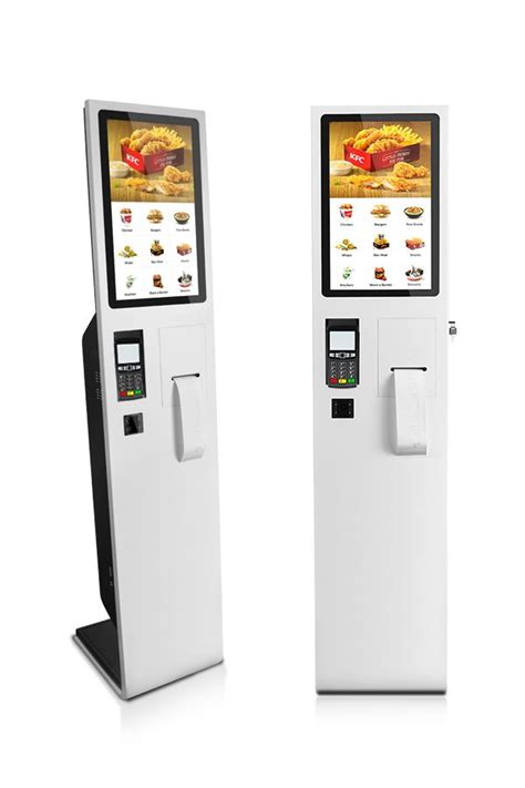 restaurant equipment  service checkout system touch