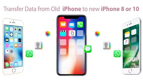 transfer info to new iphone how to transfer all your data from old iphone to new Trans