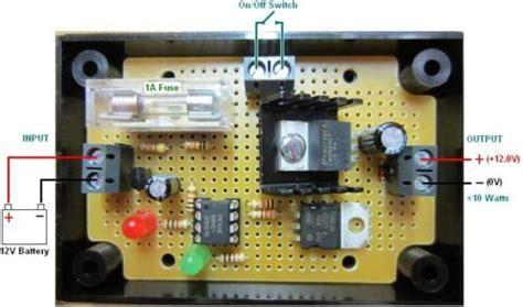 Buy Volt Regulator With Low Voltage Disconnect Reuk