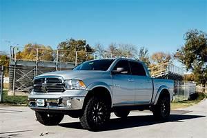 2017 Dodge Ram 1500 4×4 w / 4 inch Mopar Lift | Huffines ...