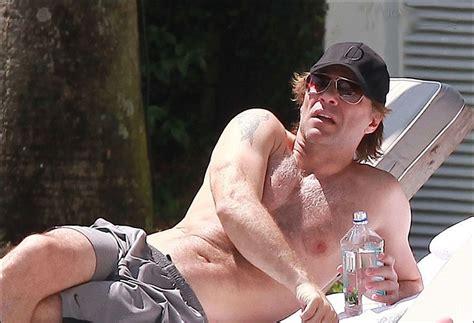 Channing Tatum And Jon Bon Jovi Nude Photos Baremalecelebs The Legendary Male Celebrities