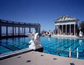 open floor plan house designs hearst castle pools neptune pool and pool