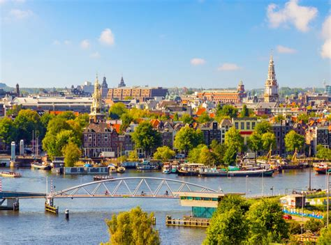 amsterdam by train railbookers holidays