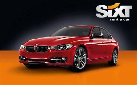 sixt car rental discount save exclusive savings select
