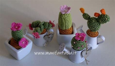 fiori all uncinetto schemi e spiegazioni piante grasse uncinetto in miniatura schemi e spiegazioni