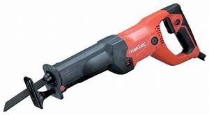 Maktec Power Tools SA - MT450TK Recipro Saw