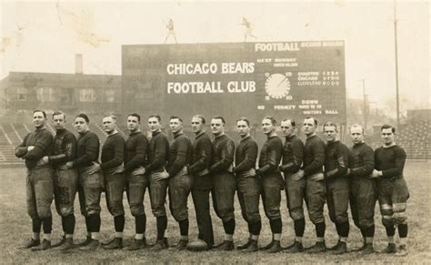 Image result for NFL) franchise in Decatur, IL, transferred to Chicago. The team took the name Chicago Bears.
