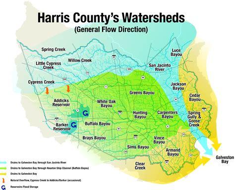 hcfcd drainage network