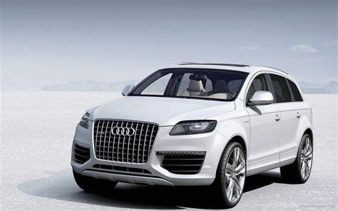 Audi Q7 2018 4k Wide Uhd Wallpaper Hd Wallpapers
