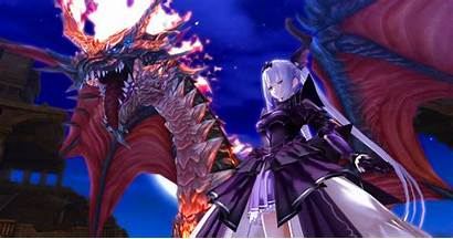 Shining Resonance Refrain Dragon Excella Force Eurogamer