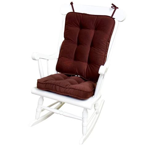 greendale home fashions standard rocking chair cushion