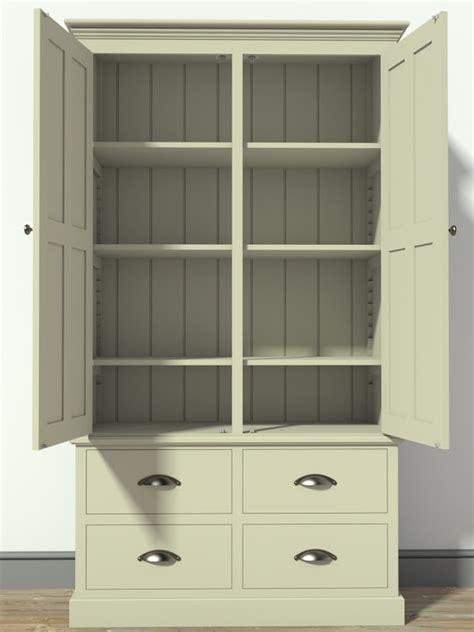 Freestanding Pantry Cupboard by Freestanding Larder Cupboards