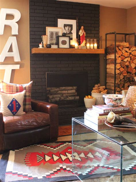 Fireplace Wood Holder Ideas by Fireplace The Cavender Diary