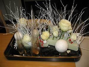 Art Floral Centre De Table Noel : atelier floral d cembre un centre de table pour noel rers st aubin de m doc ~ Melissatoandfro.com Idées de Décoration