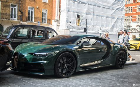 It's a special model in bugatti chiron. Bugatti Chiron Sport - 31 August 2019 - Autogespot