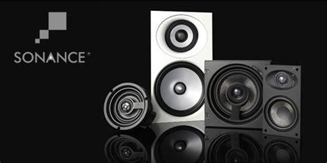 sonance ceiling speakers australia sonance speaker range speakers at vision living