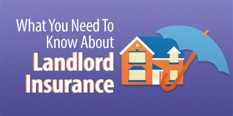 Landlords insurance like any investment, your rental property needs to be protected. What You Need To Know About Landlord Insurance