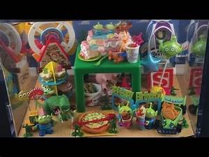 Toy Story Re-ment Miniature Display - YouTube  Toy