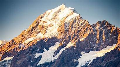 Mountain Snow Peak Slope Range 1080p Background