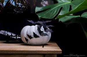 Halloween Deko Außen : diy halloween deko selber machen k rbisse mit ~ Jslefanu.com Haus und Dekorationen