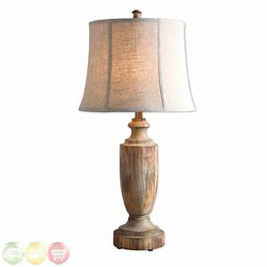 Wood table lamps modern floor lamps for Discount floor lamp with table