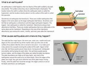 Easy Earthquake Diagram For Kids | www.pixshark.com ...